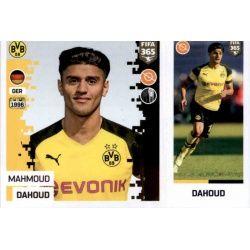 Mahmoud Dahoud - Borussia Dortmund 183