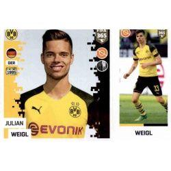 Julian Weigl - Borussia Dortmund 184