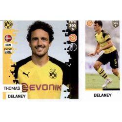 Tohomas Delaney - Borussia Dortmund 185