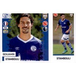 Benjamin Stambouli - Schalke 04 197