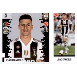 João Cancelo - Juventus 227 Panini FIFA 365 2019 Sticker Collection