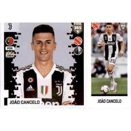 2a19b3e8e Panini FIFA 365 2019 Sticker Collection João Cancelo - Juventus 227. João  Cancelo - Juventus 227