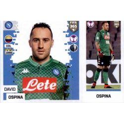 David Ospina - SSC Napoli 240
