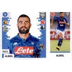 Raúl Albiol - SSC Napoli 243