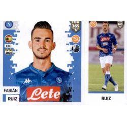 Fabián Ruiz - SSC Napoli 248