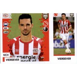 Nick Viergever - PSV Eindhoven 260 Panini FIFA 365 2019 Sticker Collection