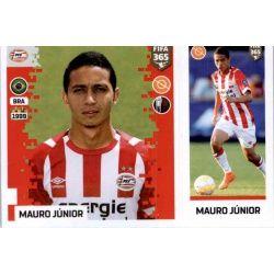 Mauro Júnior - PSV Eindhoven 265