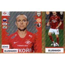 Denis Glushakov - FC Spartak Moskva 297