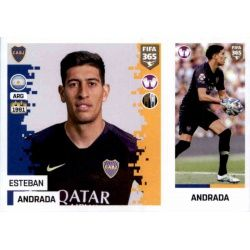 Esteban Andrada - Boca Juniors 304