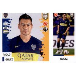 Paolo Goltz - Boca Juniors 305