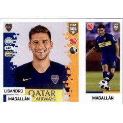 Lisandro Magallán - Boca Juniors 306