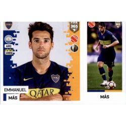 Emmanuel Más - Boca Juniors 307