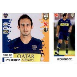Carlos Izquierdoz - Boca Juniors 308