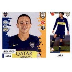Leonardo Jara - Boca Juniors 309