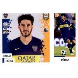 Pablo Pérez - Boca Juniors 311