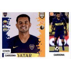 Edwin Cardona - Boca Juniors 312