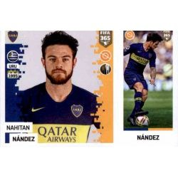 Nahitan Nández - Boca Juniors 313