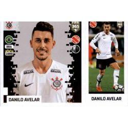 Danilo Avelar - SC Corinthians 323