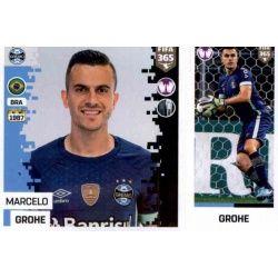 Marcelo Grohe - Gremio 336