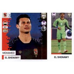 Mohamed El Shenawy - Al Ahly SC 352