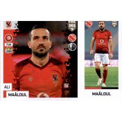 Ali Maâloul - Al Ahly SC 353