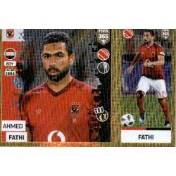 Ahmed Fathi - Al Ahly SC 355