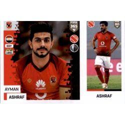 Ayman Ashraf - Al Ahly SC 356