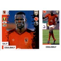 Salif Coulibaly - Al Ahly SC 358
