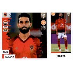 Amr Soleya - Al Ahly SC 359