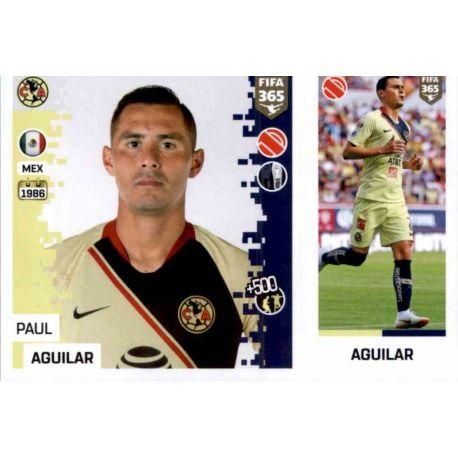 a1fb5bef6 Buy Online Paul Aguilar del Club América Panini Fifa 365 Stickers 2019