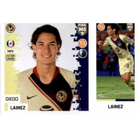 a1ba4e2fe Sale Stickers Diego Lainez del Club América Panini Fifa 365 Stickers ...