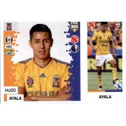 Hugo Ayala - Tigres 386