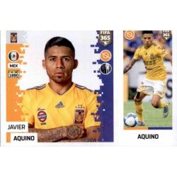 Javier Aquino - Tigres 392