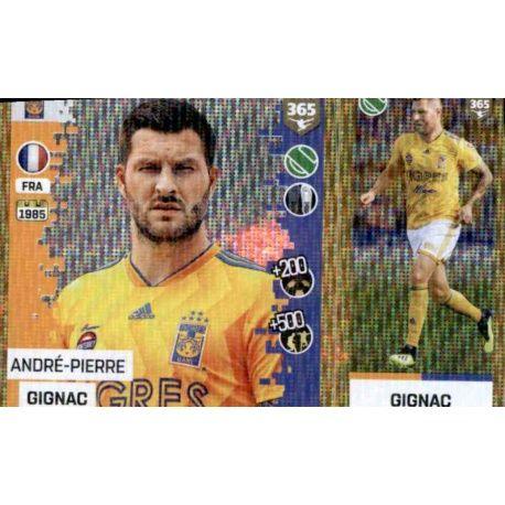 a1fbd3f35bb Big Offer André del Pierre Gignac Panini Fifa 365 Stickers 2019
