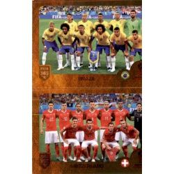 Brazil / Switzerland - Group E 408