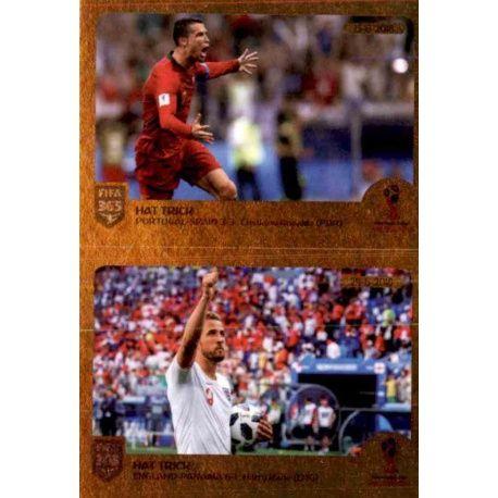 England 4th Place Milestones Sticker 436 Panini FIFA365 2019