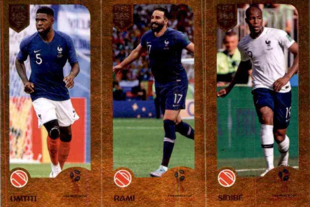 Modric Sticker 439 Panini FIFA365 2019 Golden Ball