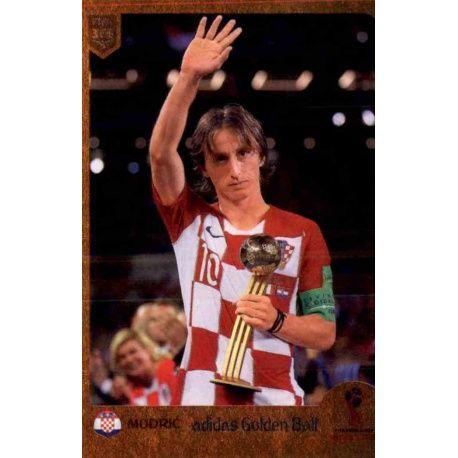 best service 12241 1a704 Sale Stickers Luka Modrić del Golden Ball Fifa 365 Stickers 2019