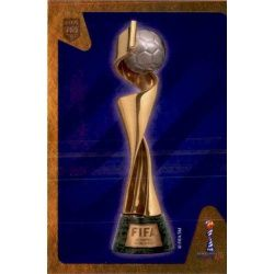 Trophy 441 Panini FIFA 365 2019 Sticker Collection