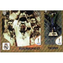 Real Madrid / Trophy 450 Panini FIFA 365 2019 Sticker Collection
