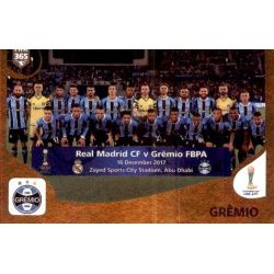 Grêmio 451 Panini FIFA 365 2019 Sticker Collection
