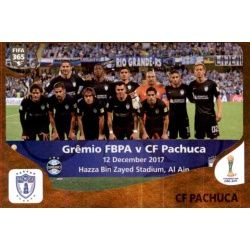 CF Pachuca 452 Panini FIFA 365 2019 Sticker Collection