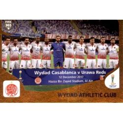 Wydad Athletic Club 455 Panini FIFA 365 2019 Sticker Collection