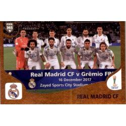 Real Madrid 457 Panini FIFA 365 2019 Sticker Collection