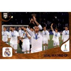 Real Madrid 458 Panini FIFA 365 2019 Sticker Collection