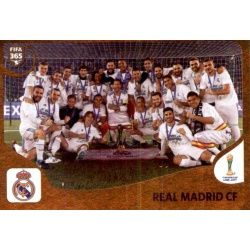 Real Madrid 459 Panini FIFA 365 2019 Sticker Collection
