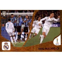 Real Madrid 460 Panini FIFA 365 2019 Sticker Collection