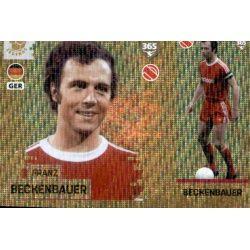 Franz Beckenbauer 462 Panini FIFA 365 2019 Sticker Collection