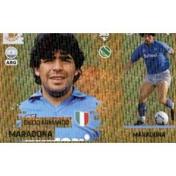Diego Armando Maradona 463 Panini FIFA 365 2019 Sticker Collection