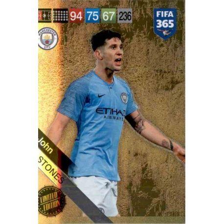 John Stones Limited Edition Fifa 365